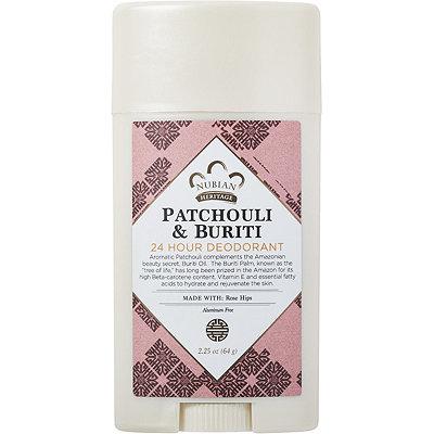 Nubian HeritagePatchouli %26 Buriti Deodorant