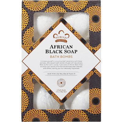 Nubian HeritageAfrican Black Soap Bath Bomb