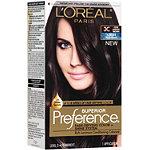 L'Oréal Superior Preference Fade-Defying Color & Shine Cool Darkest Brown 3C