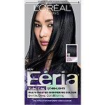 L'Oréal Feria High-Intensity Shimmering Colour Cool Black 11