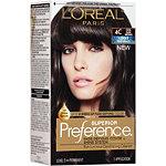 L'Oréal Superior Preference Fade-Defying Color & Shine Cool Dark Brown 4C
