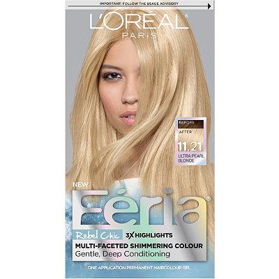 L'OréalFeria Ultra Pearl Blonde