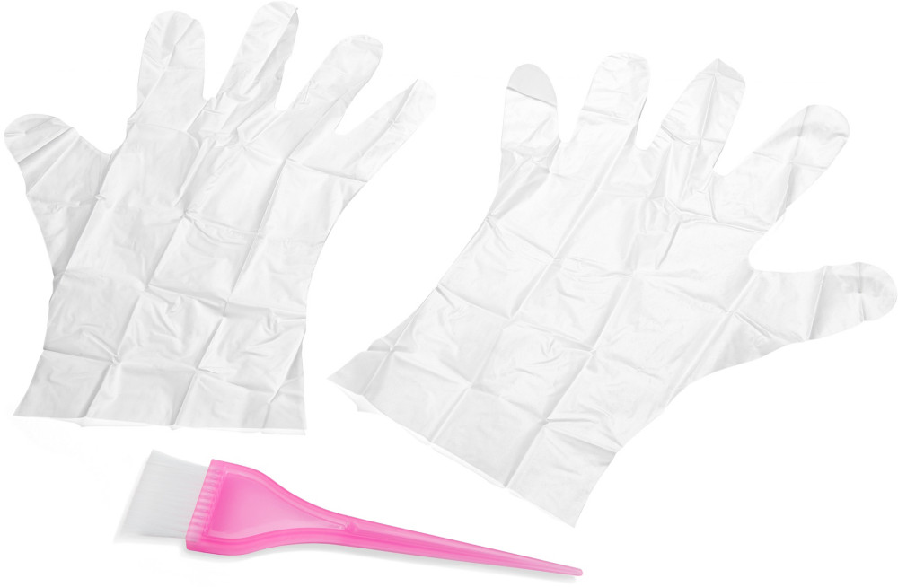 Tinting Brush & Gloves by Punky Colour
