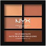 The Nudes Pro Lip Cream Palette
