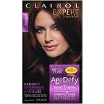 Clairol Expert Collection Age Defy Permanent Hair Color 4R Dark Auburn