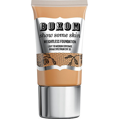 BuxomShow Some Skin Weightless Foundation Broad Spectrum SPF 30