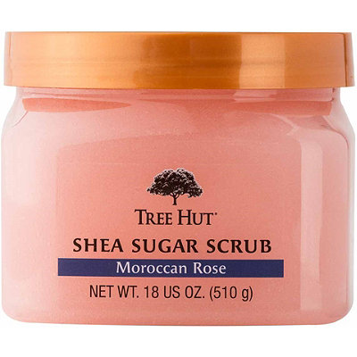 Tree Hut Moroccan Rose Shea Sugar Scrub
