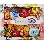 Vintage & Co Patterns & Petals Soap Flowers