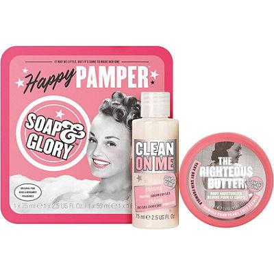 Soap & GloryHappy Pamper Gift Set