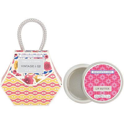 Heathcote & IvoryVintage %26 Co Fabrics %26 Flowers Lip Butter