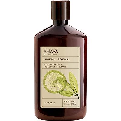 AhavaOnline Only Mineral Botanic Cream Wash Lemon %26 Sage