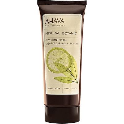 AhavaMineral Botanic Hand Cream Lemon %26 Sage