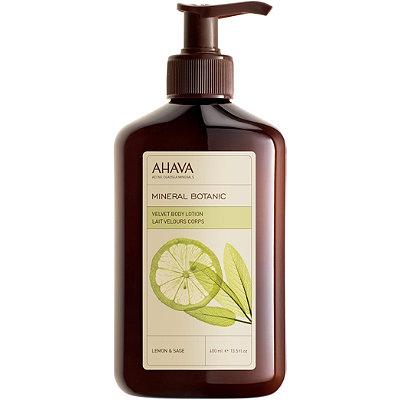 AhavaOnline Only Mineral Botanic Body Lotion Lemon %26 Sage