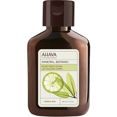 Ahava Online Only Mineral Botanic Travel Size Body Lotion