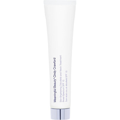 Meaningful BeautyOnline Only Skin Brightening D%C3%A9collet%C3%A9 and Neck Treatment SPF 15