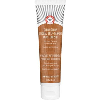 First Aid BeautySlow Glow Gradual Self-Tanning Moisturizer
