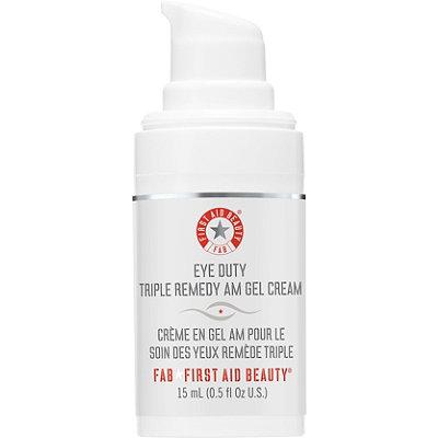 Eye Duty Triple Remedy AM Gel Cream