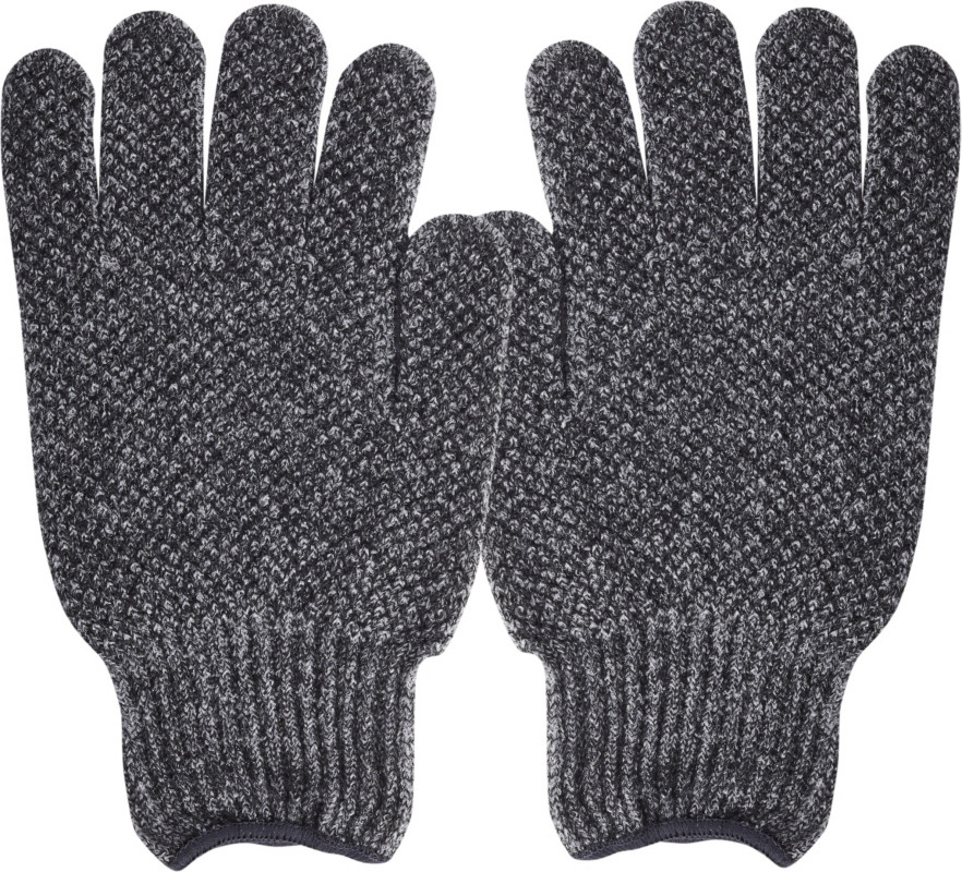 Image result for Charcoal Exfoliating Gloves