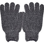 Charcoal Exfoliating Gloves