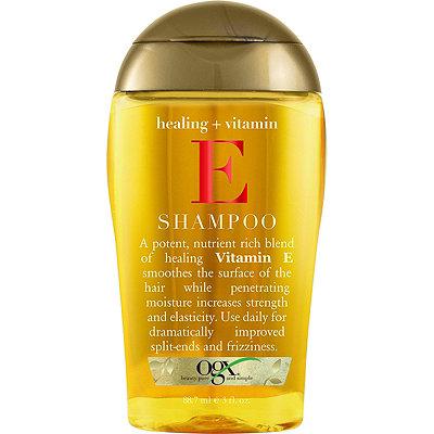 OGXTravel Size Healing %2B Vitamin E Shampoo