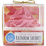 Rainbow Sherbet Bubble Bath Cupcake