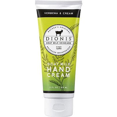 DionisVerbena & Cream Hand Cream