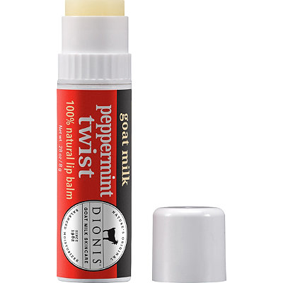Peppermint Twist Goat Milk Lip Balm