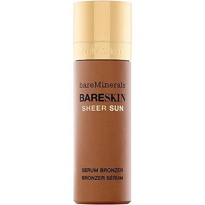 BareMineralsBareSkin Sheer Sun Serum Bronzer