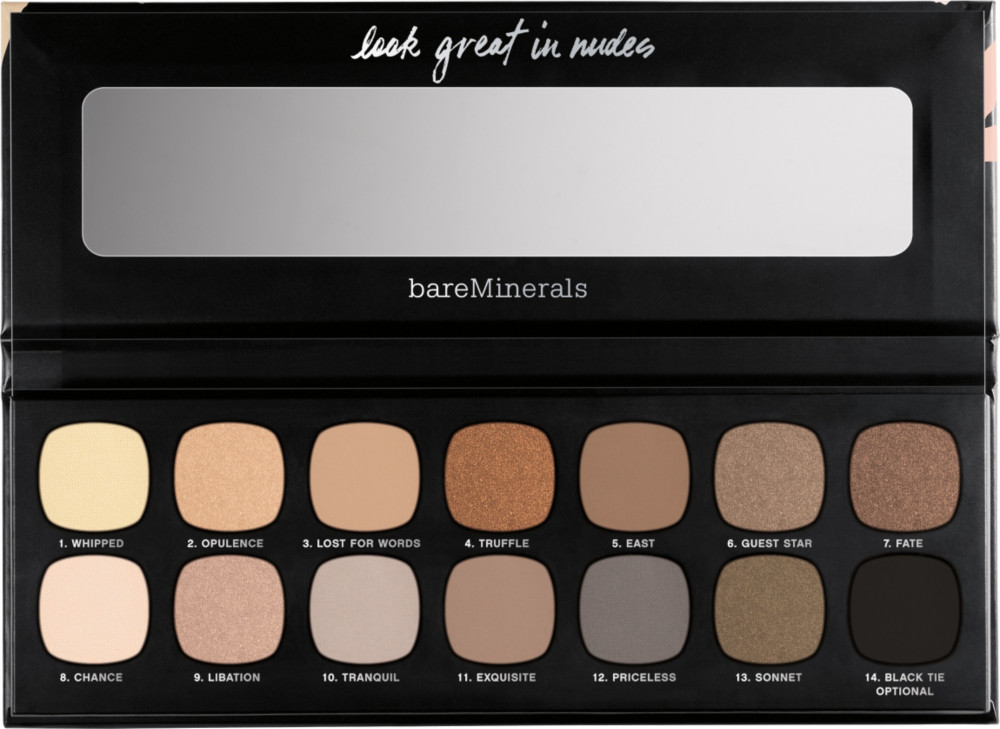 Bareminerals The Nature Of Nudes Eyeshadow Palette Ulta Beauty