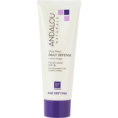 Online Only Ultra Sheer Daily Defense Facial Lotion