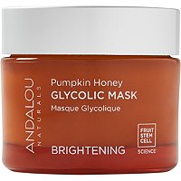 Brightening Pumpkin Honey Glycolic Mask by andalou naturals #2