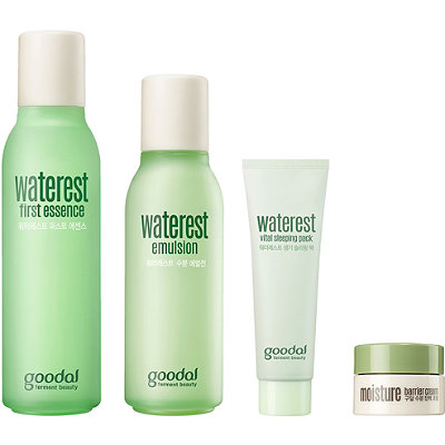 Goodal Waterest Skin Care Set