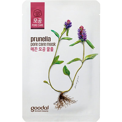 Goodal Online Only Prunella Pore Care Sheet Mask