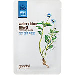 Online Only Watery-Blue Flower Calming Sheet Mask