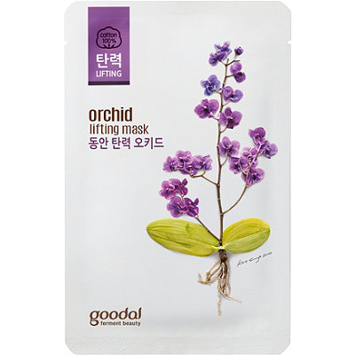 Goodal Online Only Orchid Anti-Wrinkle Sheet Mask