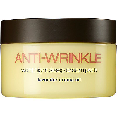 Goodal Online Only Want Night Sleep Anti-Wrinkle Cream Pack