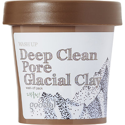 Goodal Washup Deep Clean Pore Glacial Clay Mask