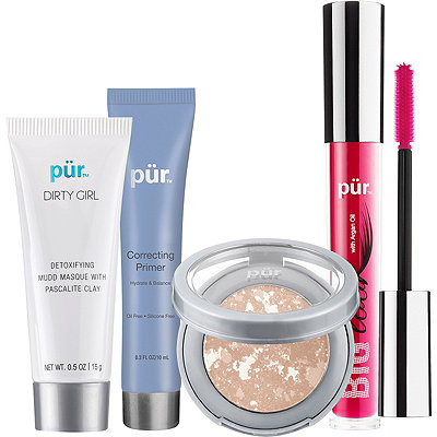 PÜR Go Matte Try Me Kit