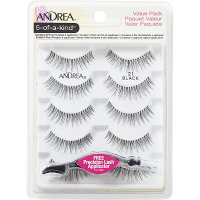 Andrea 5 of a Kind Lash #21 with Applicator