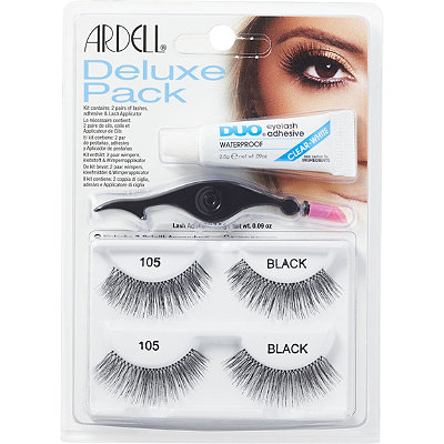 Ardell Deluxe Pack Lash %23105 Black