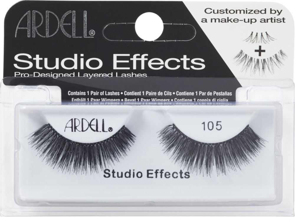 78f5598f96f Ardell Studio Effects #105 Lashes, Ardell Studio Effects Lashes - Madame  Madeline Lashes
