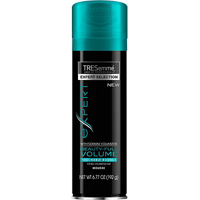 TresemmeBeauty-Full Volume Touchable Bounce Mousse