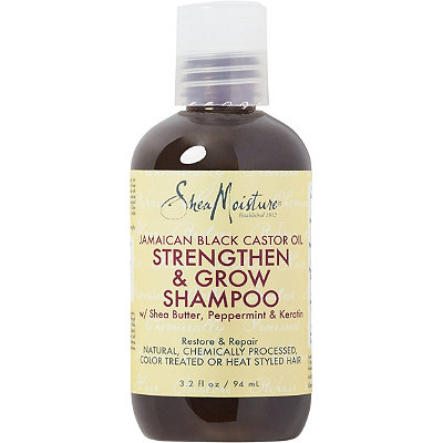 SheaMoisture Jamaican Black Castor Oil Strengthen%2C Grow and Restore Shampoo