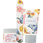 Vintage & Co Patterns & Petals Nail Care Set