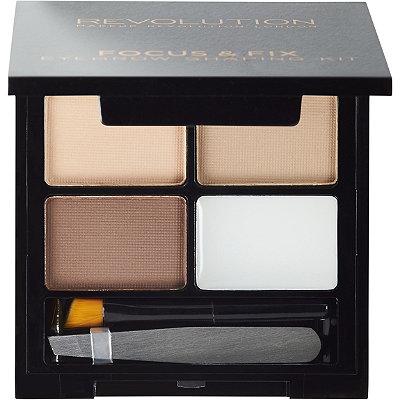 Makeup RevolutionFocus & Fix Brow Kit