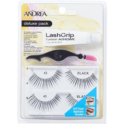Andrea Deluxe Pack Lash #45 Black