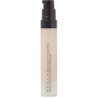 BECCAOnline Only FREE deluxe Backlight Priming Filter w%2Fany %2440 Becca purchase