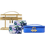 Iris Rhode 4pc Train Case Print
