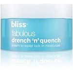 Fabulous Drench N Quench Cream to Water Lock-in Moisturizer