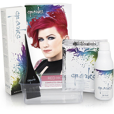 Complete Color & Lightener System